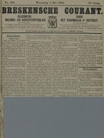 Breskensche Courant 1904-05-04