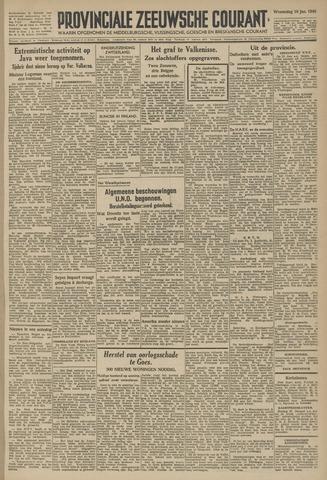Provinciale Zeeuwse Courant 1946-01-16