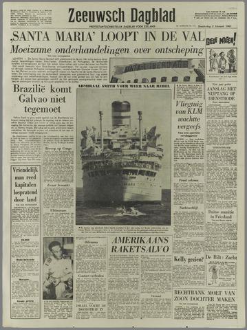 Zeeuwsch Dagblad 1961-02-02