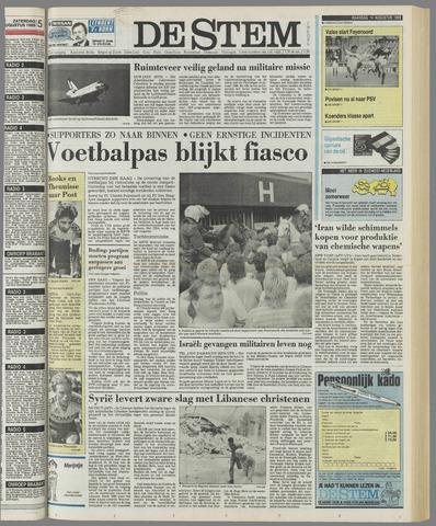 de Stem 1989-08-14