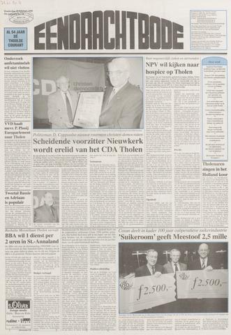 Eendrachtbode (1945-heden)/Mededeelingenblad voor het eiland Tholen (1944/45) 1999-02-18