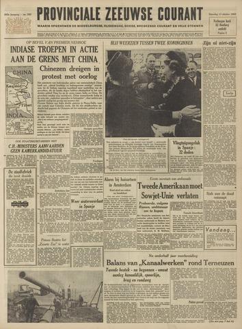 Provinciale Zeeuwse Courant 1962-10-13