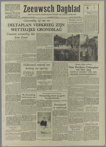 Zeeuwsch Dagblad 1958-05-08