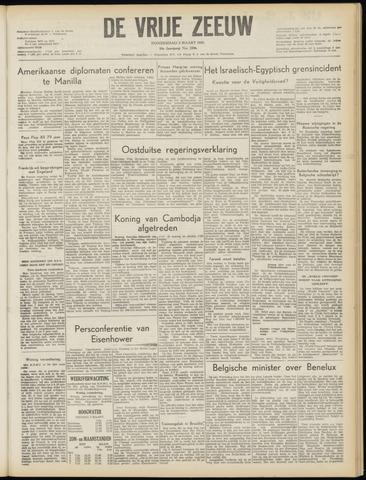 de Vrije Zeeuw 1955-03-03