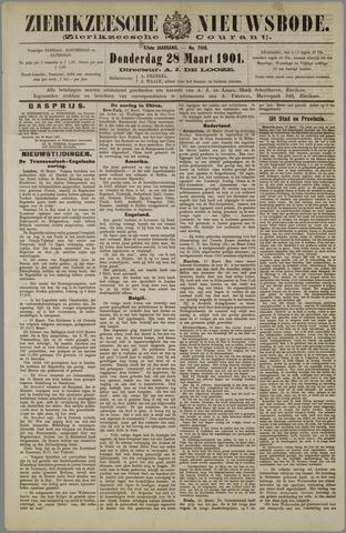 Zierikzeesche Nieuwsbode 1901-03-28