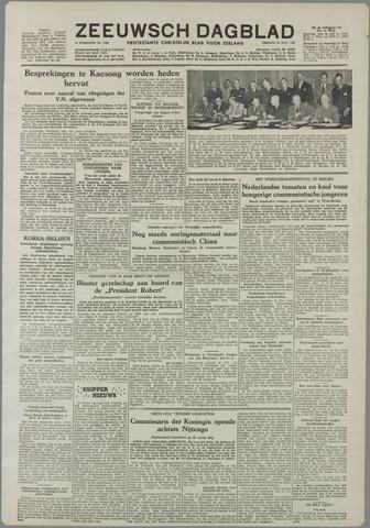 Zeeuwsch Dagblad 1951-08-10