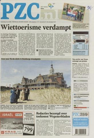 Provinciale Zeeuwse Courant 2008-06-12