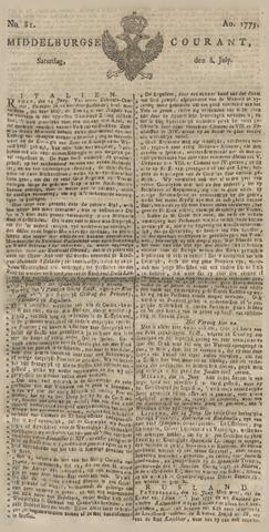 Middelburgsche Courant 1775-07-08