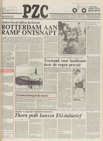 Provinciale Zeeuwse Courant 1980-07-23