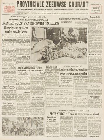 Provinciale Zeeuwse Courant 1965-08-24