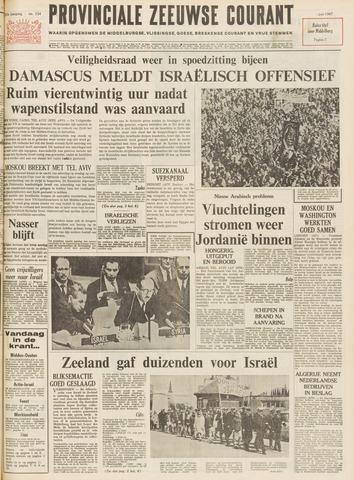 Provinciale Zeeuwse Courant 1967-06-12