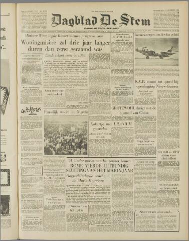 de Stem 1954-12-09