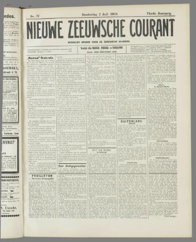 Nieuwe Zeeuwsche Courant 1908-07-02