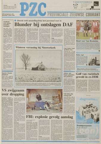 Provinciale Zeeuwse Courant 1993-03-01