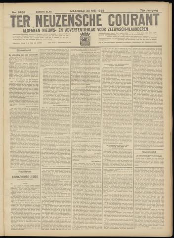 Ter Neuzensche Courant. Algemeen Nieuws- en Advertentieblad voor Zeeuwsch-Vlaanderen / Neuzensche Courant ... (idem) / (Algemeen) nieuws en advertentieblad voor Zeeuwsch-Vlaanderen 1938-05-30