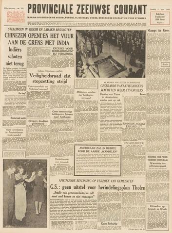 Provinciale Zeeuwse Courant 1965-09-21