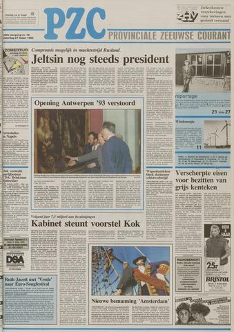 Provinciale Zeeuwse Courant 1993-03-27