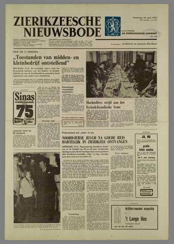 Zierikzeesche Nieuwsbode 1974-04-18