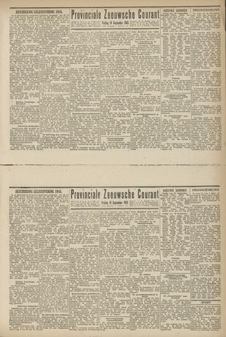 Provinciale Zeeuwse Courant 1945-09-14