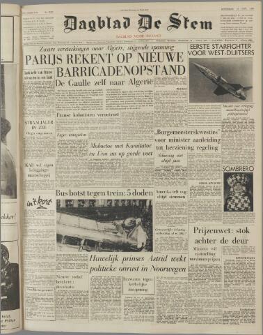 de Stem 1960-11-16
