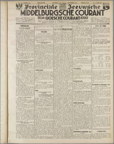 Middelburgsche Courant 1935-11-09