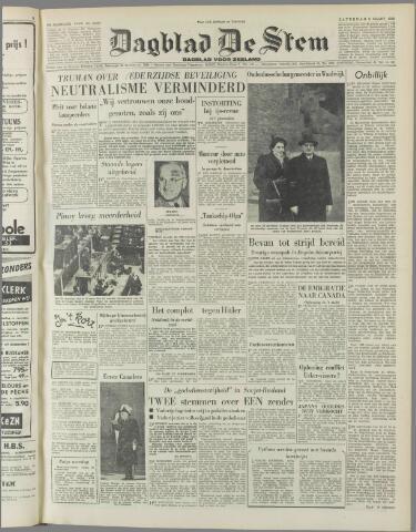 de Stem 1952-03-08