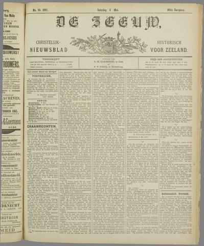 De Zeeuw. Christelijk-historisch nieuwsblad voor Zeeland 1897-05-08