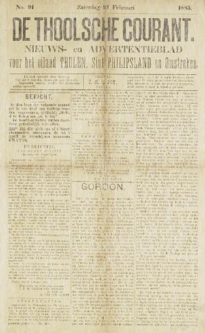 Ierseksche en Thoolsche Courant 1885-02-21