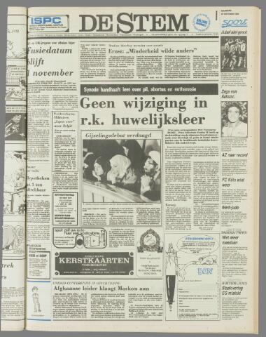 de Stem 1980-10-27