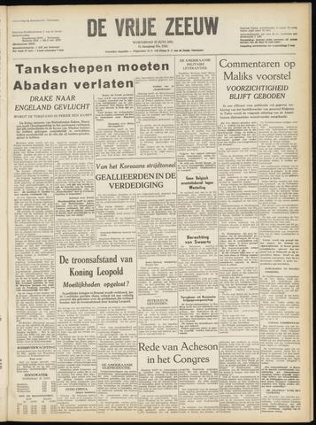 de Vrije Zeeuw 1951-06-27
