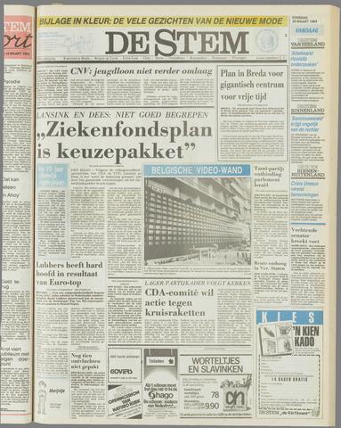de Stem 1984-03-20