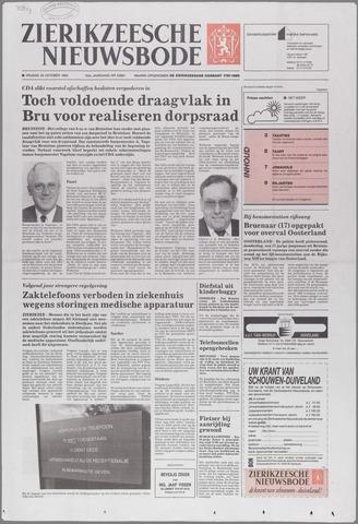 Zierikzeesche Nieuwsbode 1995-10-20
