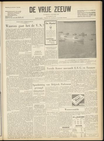 de Vrije Zeeuw 1957-10-05