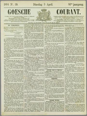 Goessche Courant 1894-04-03