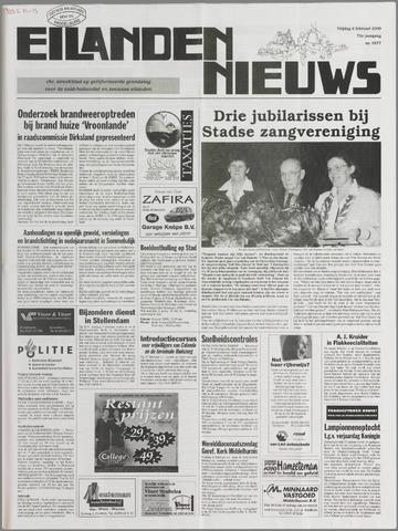Eilanden-nieuws. Christelijk streekblad op gereformeerde grondslag 2000-02-04