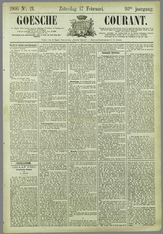 Goessche Courant 1906-02-17