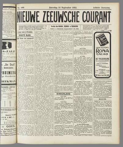 Nieuwe Zeeuwsche Courant 1912-09-14