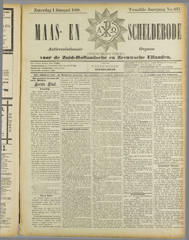 Maas- en Scheldebode 1898
