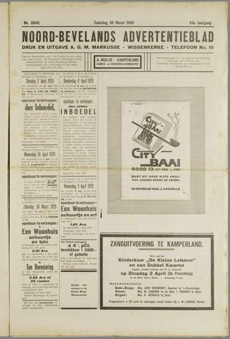 Noord-Bevelands Nieuws- en advertentieblad 1929-03-30