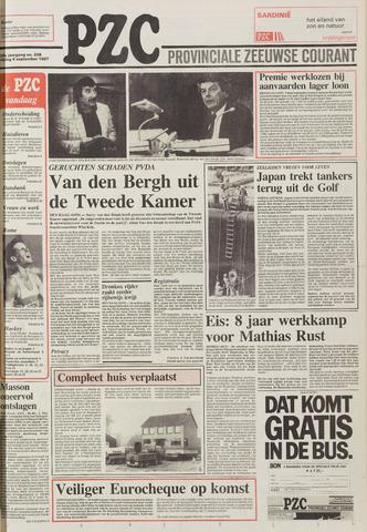 Provinciale Zeeuwse Courant 1987-09-04