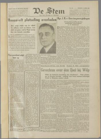 de Stem 1945-04-13