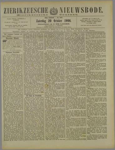 Zierikzeesche Nieuwsbode 1906-10-20