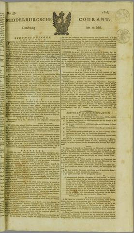 Middelburgsche Courant 1825-05-12
