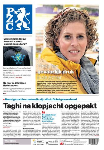 Provinciale Zeeuwse Courant 2019-12-17