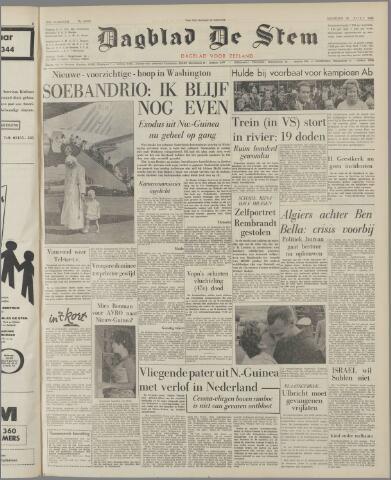 de Stem 1962-07-30