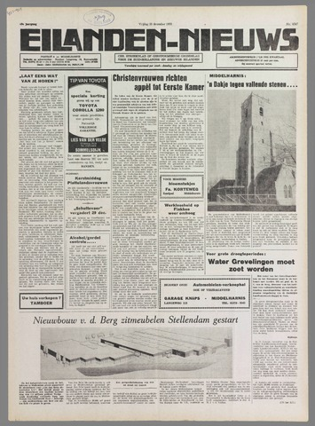 Eilanden-nieuws. Christelijk streekblad op gereformeerde grondslag 1976-12-10