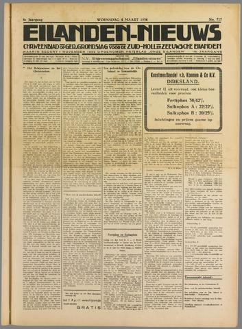Eilanden-nieuws. Christelijk streekblad op gereformeerde grondslag 1936-03-04