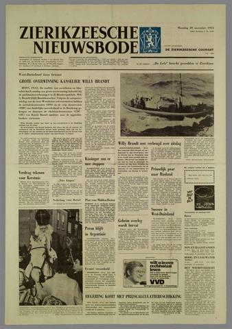 Zierikzeesche Nieuwsbode 1972-11-20