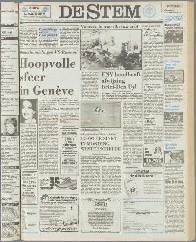 de Stem 1981-11-30