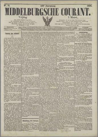 Middelburgsche Courant 1895-03-01